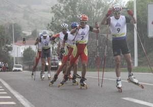 Campeonatos de España de Rollerski