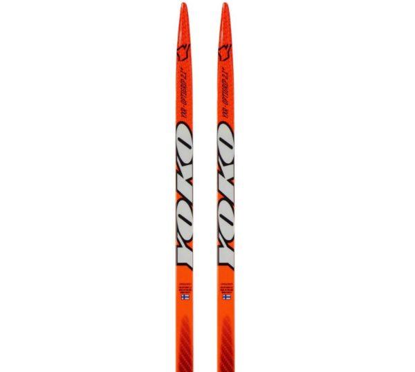 Esquís competición sin ceras Yoko YXR Optigrip 2.1