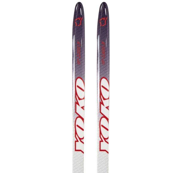 Esquís con escamas YXT classic JR