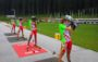 biathlon national team rollerski CROATIA
