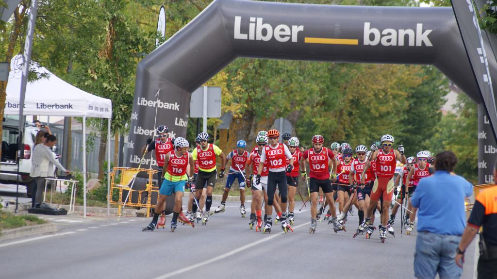 Campeonatos de España Rollerski 2015