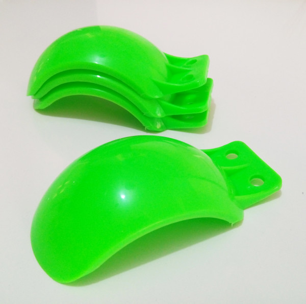 Guardabarros Clásico verdes