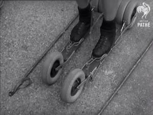 historia-rollerski años 50