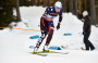 Kikkan Randall en una prueba FIS Copa del Mundo de Esquí de fondo en Oestersund (SWE) con la serie 9100 de Yoko.