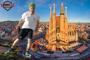 Cursos de rollerski y cross skating en Barcelona