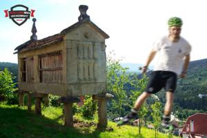 Cursos de rollerski y cross skating en Galicia
