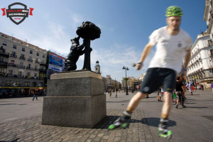 Cursos de rollerski y cross skating en Madrid